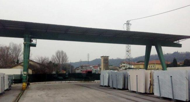 Gru Cavalletto Venturini Service Verona